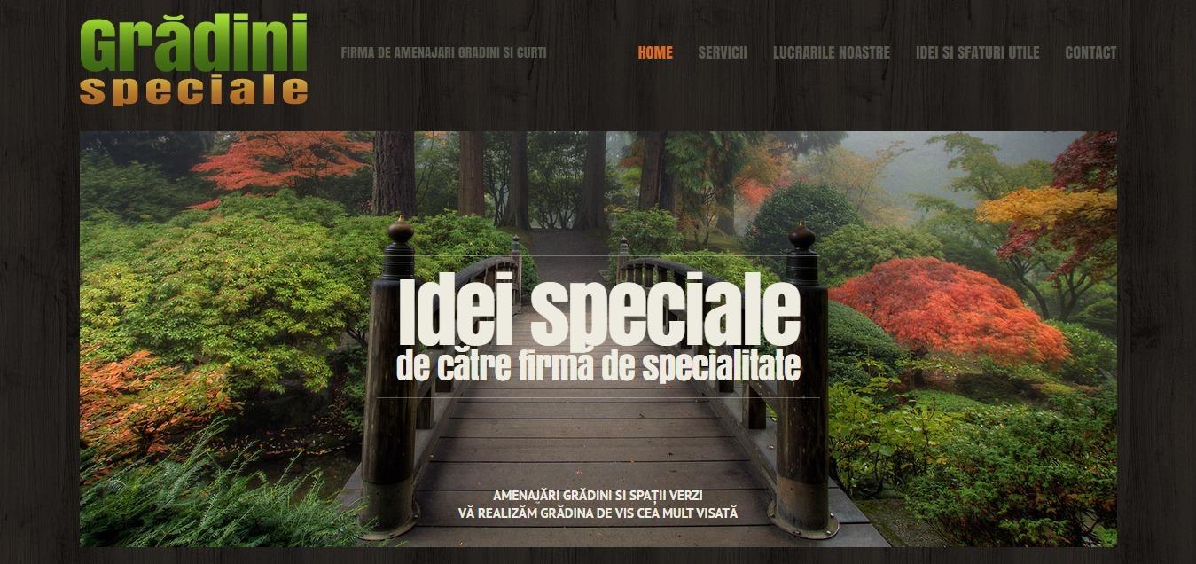 Gradini Speciale