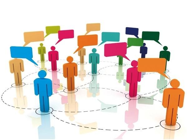 Angajeaza publicul in conversatii importante