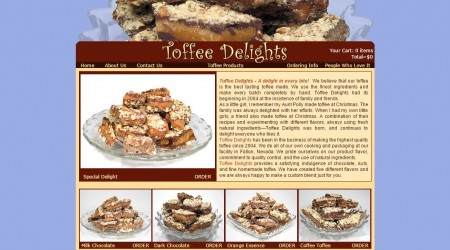 Toffee Delights