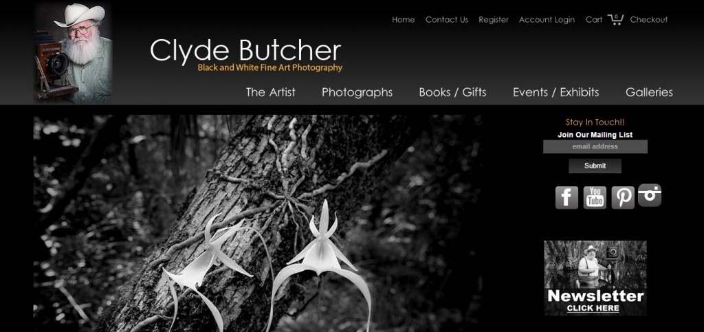 www.clydebutcher.com