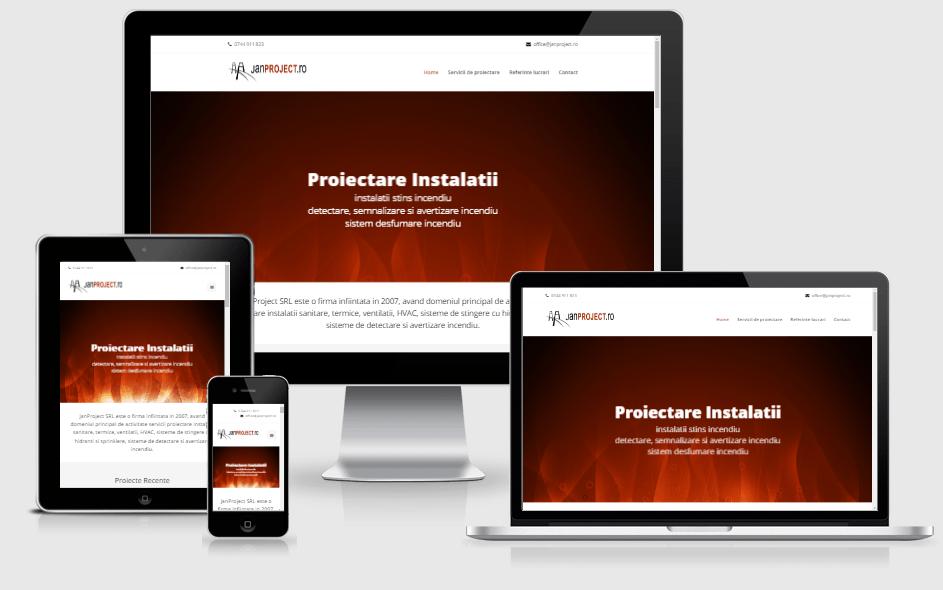JanProject.Ro – Proiectare Instalatii