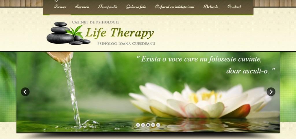 Cabinet psihologie Life Therapy   Psiholog Ioana Cuesdeanu   Pagina de prezentare cabinet de psihologie Life Therapy   Psiholog Ioana Cuesdeanu   Targu Mures