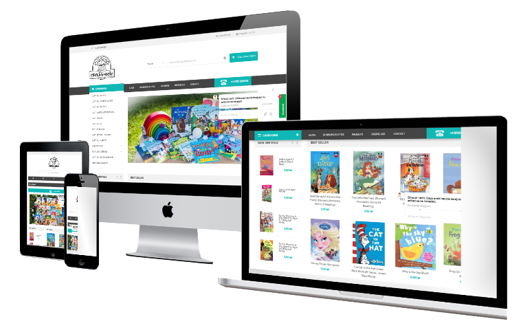 Dezvoltare Magazin Online De Carti - Carticustele.ro