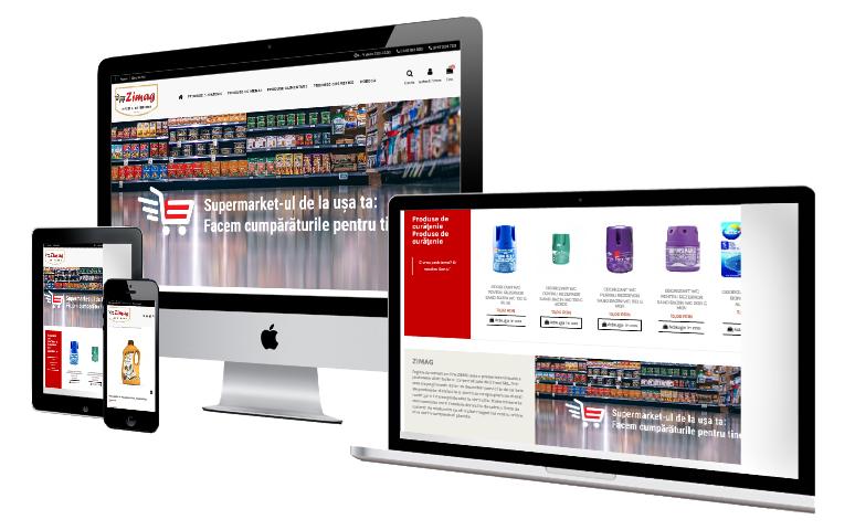 Creare Magazin Online - Zimag